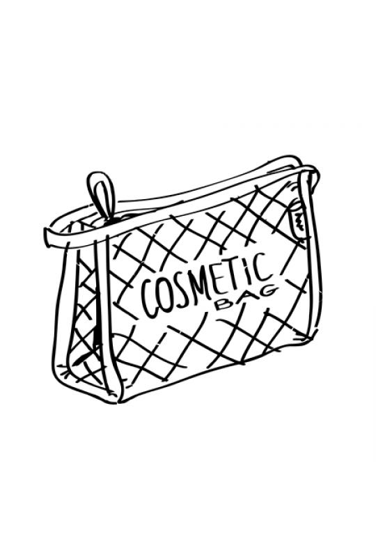 Индийские этнические сумочки-косметички