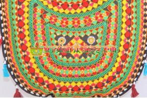 индийская этно сумка с вышивкой #616/2 крупно